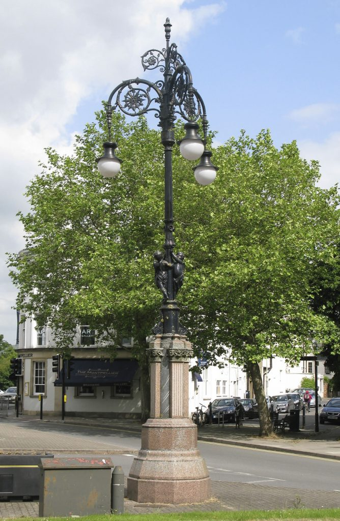 The Gordon Lamp - Cheltenham