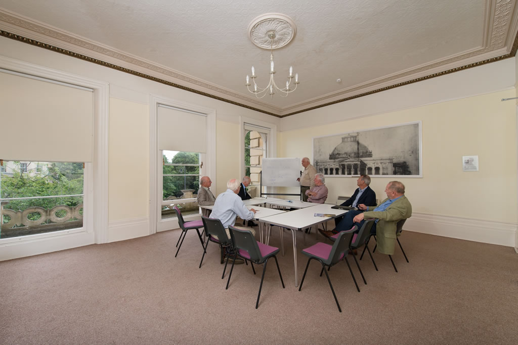 Parmoor House - Pauline Baring Room